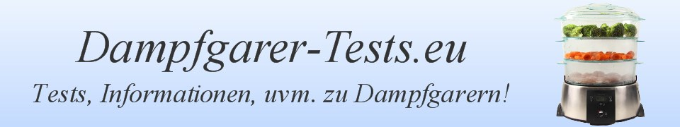 Dampfgarer Test